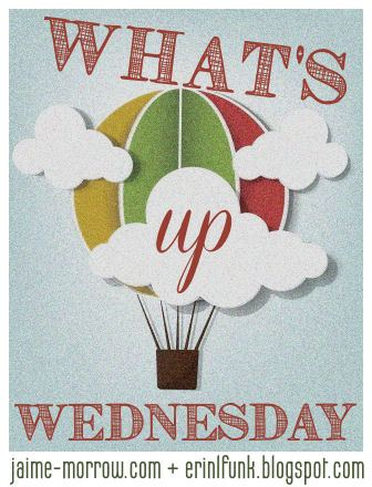 What's up? Wednesdays are up, that's what.